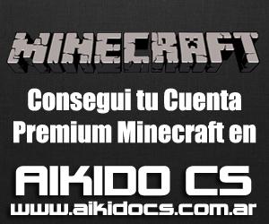 Minecraft Premium en Argentina